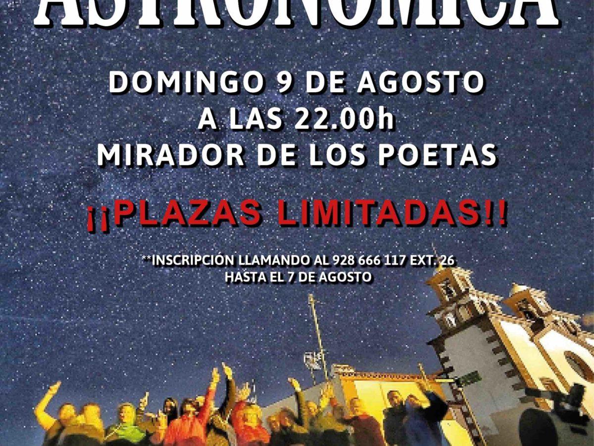 Noche de Observación Astronómica