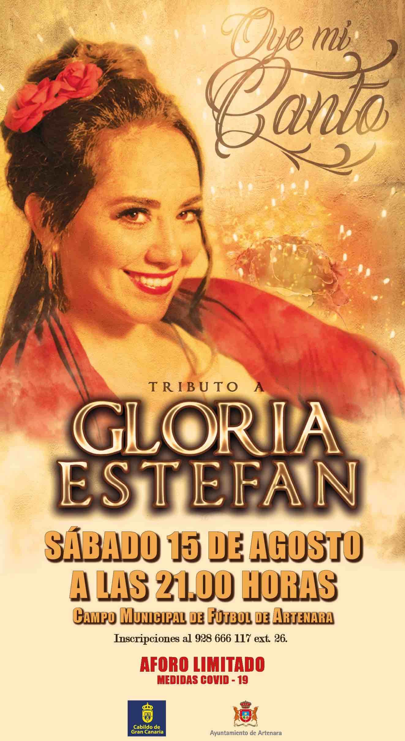 Concierto - Tributo a Gloria Estefan
