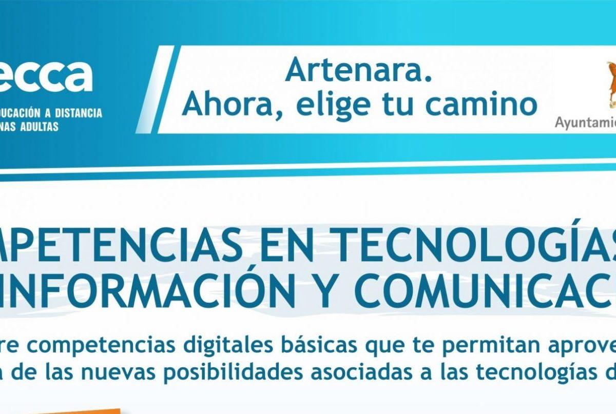 Competencias en tecnologías de la información y la comunicación.