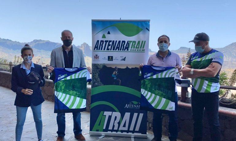 PRESENTACIÓN ARTENARA TRAIL 2021