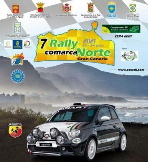 7º Rally Comarca Norte 2021