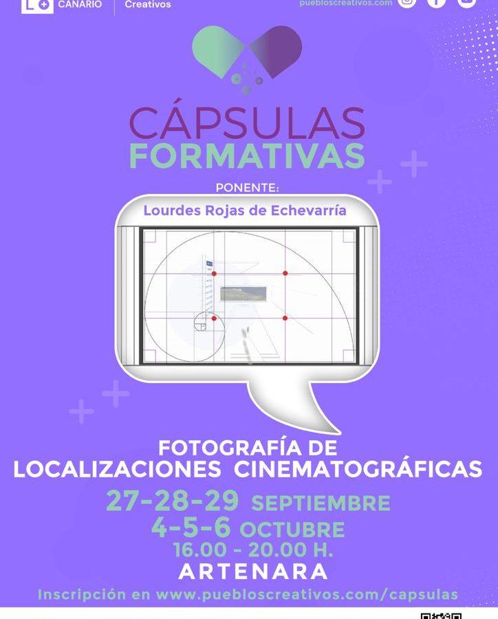 Proyecto Pueblos Creativos - Cápsulas Formativas