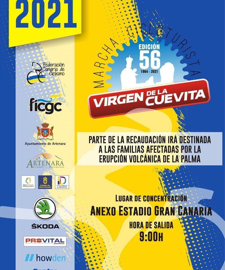 56º MARCHA CICLOTURISTA VIRGEN DE LA CUEVITA