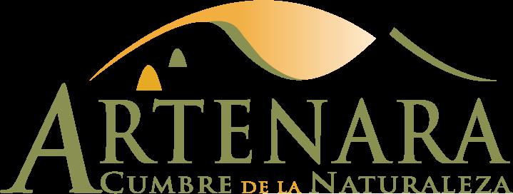 Logo oficial de Turismo de Artenara